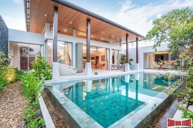 Ultra Modern Single Storey Pool 27