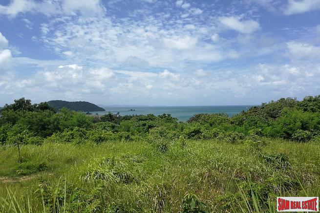 Sea View Land in an Exclusive Ao Yon Estate