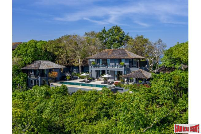 Sri Panwa | Amazing Panoramic Andaman Sea Views from this Very Special Pool Villa in Cape Panwa