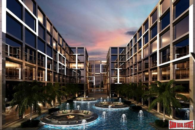 Unique New One Bedroom Development for Sale Only a Five Minute Walk to Nai Harn Beach