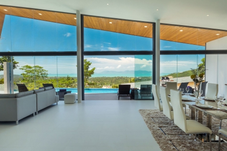 LUXURY KOH SAMUI VILLA WITH STUNNING SEA VIEWS S1700