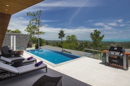 LUXURY KOH SAMUI VILLA WITH 2