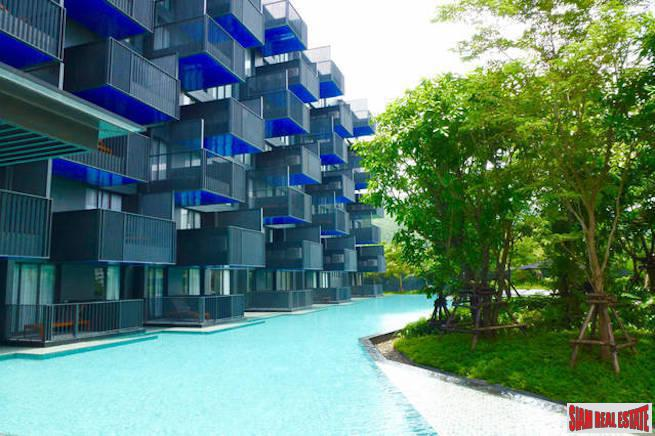 One Bedroom Deluxe Freehold Condominium in the Best Location of Patong