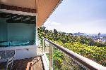 Spacious and Comfortable One Bedroom Sea View Condo for Rent in the Hills of Patong