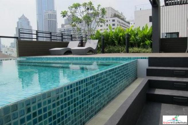 Socio RuamRudee | Cozy One Bedroom Condo for Rent Near BTS Phloen Chit