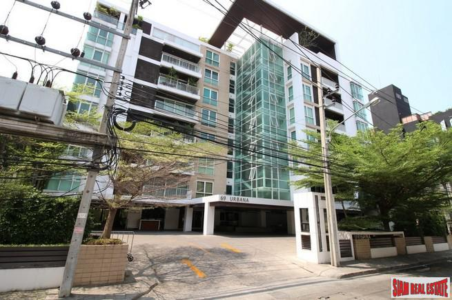 Bright and Quiet Newly Renovated Two Bedroom Condo for Sale in Asok