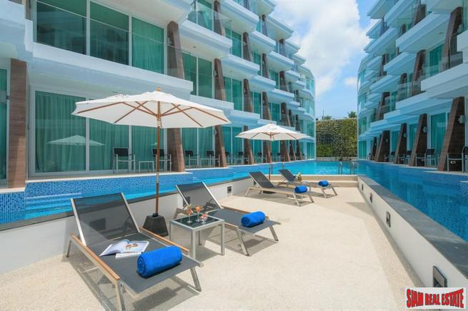 Best Western Beachfront | Newly Built One Bedroom Condo for Sale
