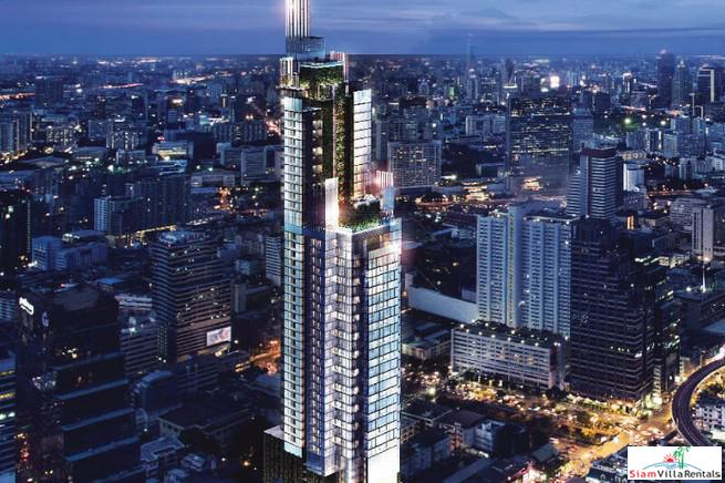 Ashton Silom | Two Bedroom 4