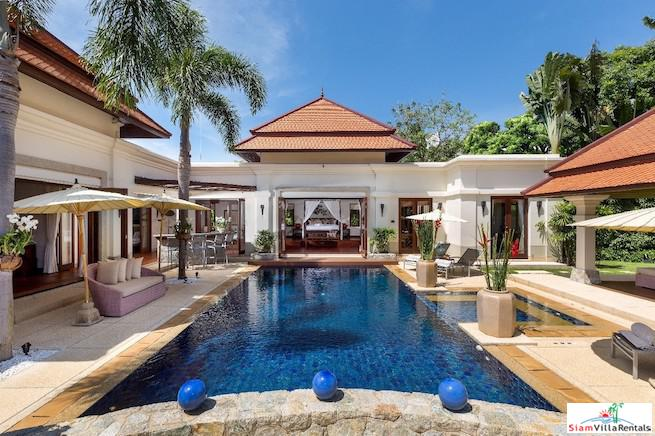 Luxurious Four Bedroom Family House with Swimming Pool and Excellent Facilities in Laguna