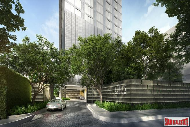 Pre-Sale of Luxury Lofts Condos by Leading Thai Developer at BTS Ratchathewi - One Bed Simplex Units