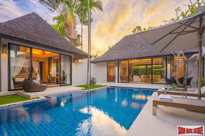 Extra Spacious Three Bedroom Family Home with Private Pool and Gardens in Layan