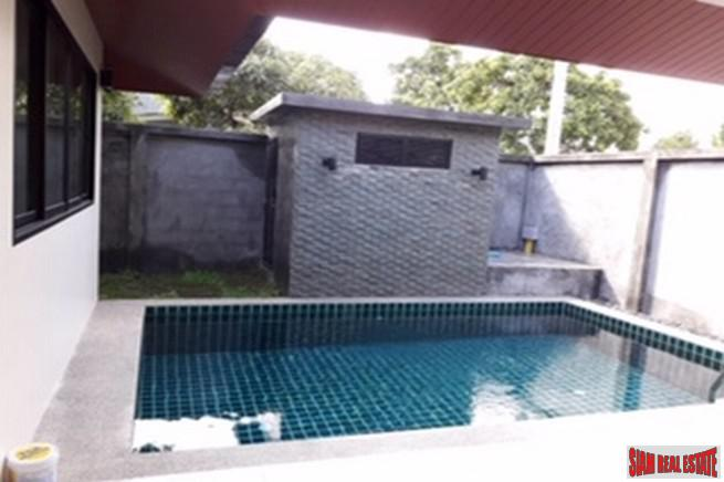 Newly Built Two Bedroom Pool 6