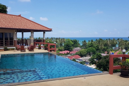Sea View Koh Lanta Pool Villa