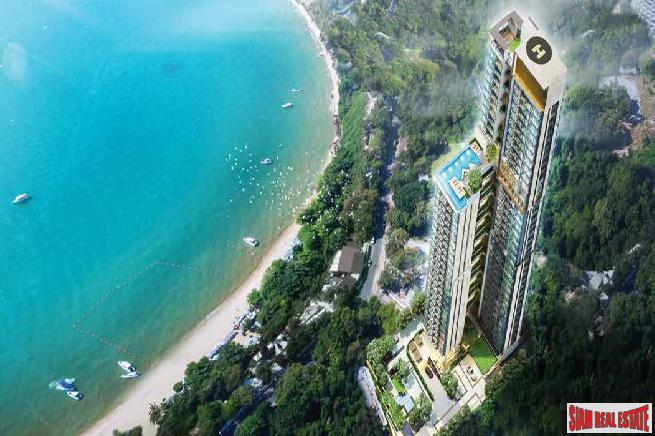 Stunning Modern Condominium Project From A Reknowned Developer! - Phratamnak - Two Bed Units