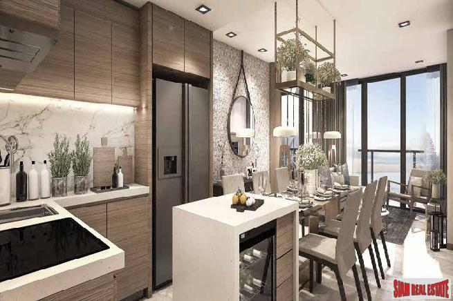 Stunning Modern Condominium Project From 12