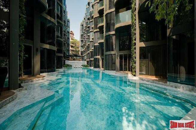 Newly Completed Luxury Low-Rise Condo at Phrom Phong - 2 Bed Units