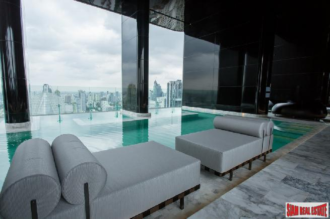Luxury High-Rise Completed Condo at 10