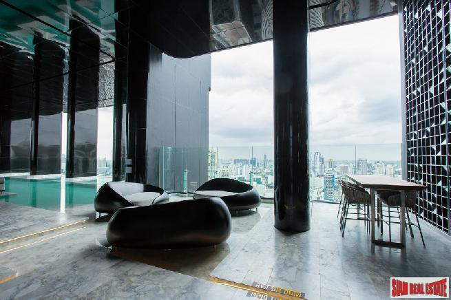 Luxury High-Rise Completed Condo at 12