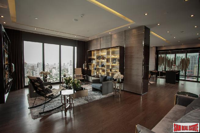 Luxury High-Rise Completed Condo at 8