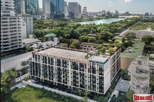 Newly Completed Low-Rise Condo by Leading Thai Developer at Sukhumvit 10, Asoke/Nana - One Bed Units