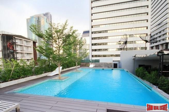 Large Two Bedroom Condo for Sale in a Low-rise Building in Chong Nonsi