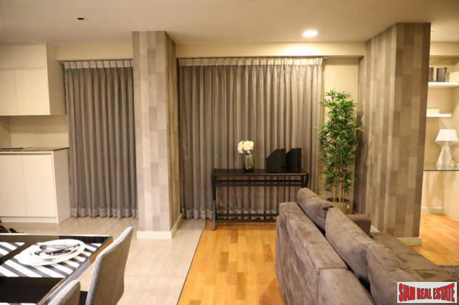 Large Two Bedroom Condo for 3