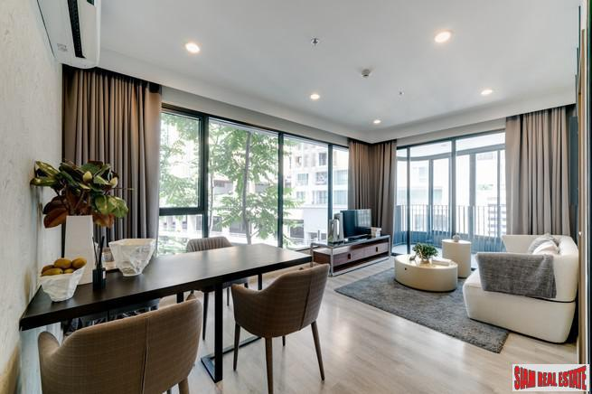 Newly Completed Exclusive Condo at Asoke - Revolutionary Smart Condo - Two Bed Units