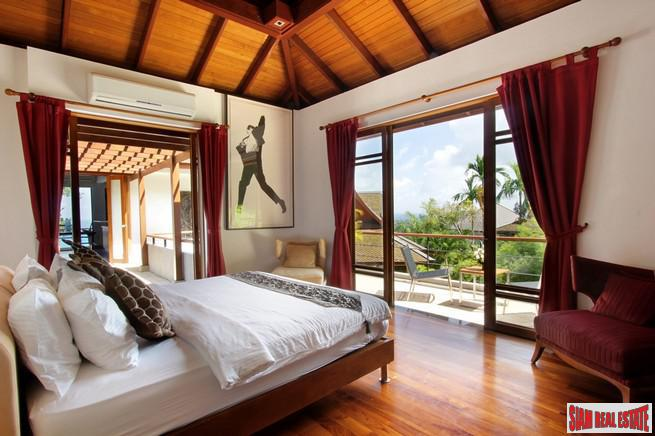 Luxurious Ultra-Private Sea View Villa 4