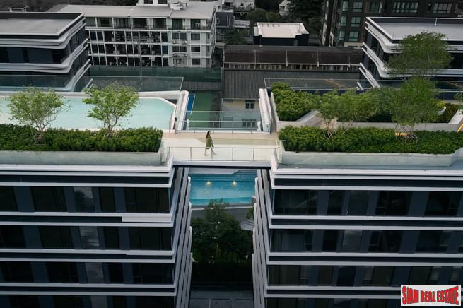 High Quality Newly Completed Low-Rise Condo at Ekkamai by Leading Thai Developer - One Bed Units