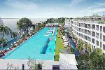 New Beach Club Theme Condominium Project on the Beach in Chalong
