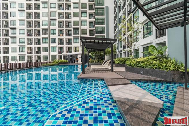 Ready to Move in Condos in High-Rise at Sukhumvit 77, Onnut - One Bed Units