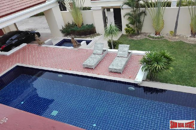 Thai - Bali Style Properties In A Idyllic Setting - Bang saray Pattaya