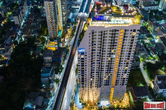 Newly Completed High-Rise Condo next to Chatuchak Park, BTS Saphan Khwai - Studio Units