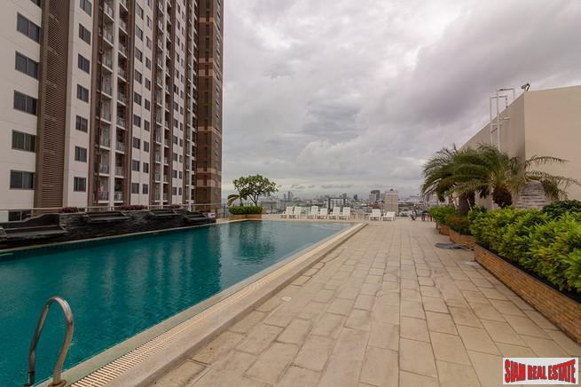 For Sale, Hyde Park 1, Foreign freehold 74 sqm. Condo Pratumnak hill Pattaya