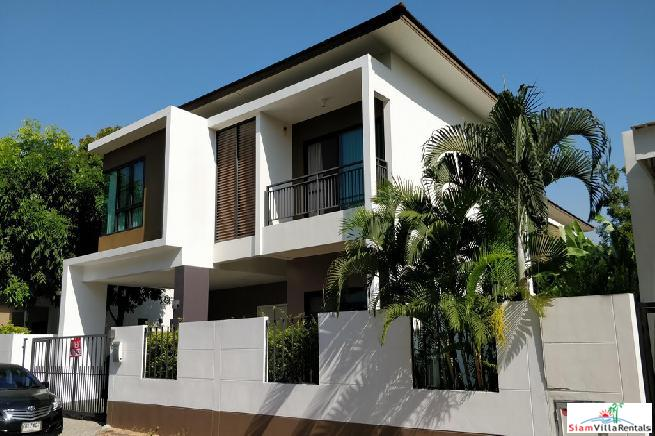Villa Arcadia Srinikarin | Quality 3 Bed Fully Furnished Home for Rent in Bangna