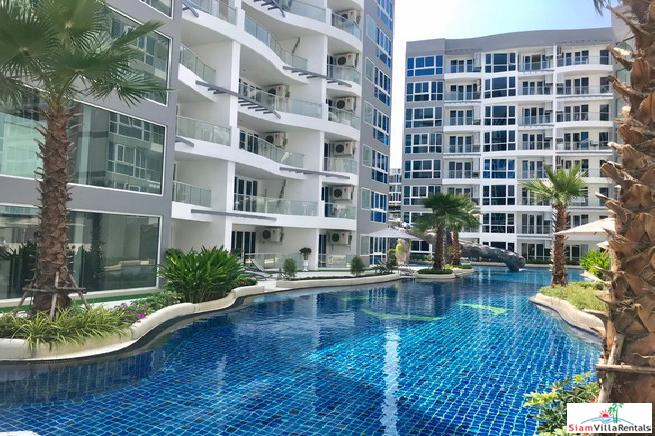 Brand New Condo For Rent In The Heart of Pattaya