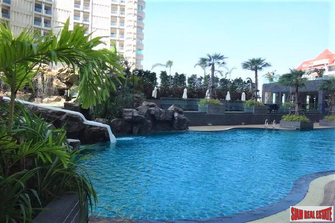 For Sale-Studio Condo Unit In Pratumnak Hill