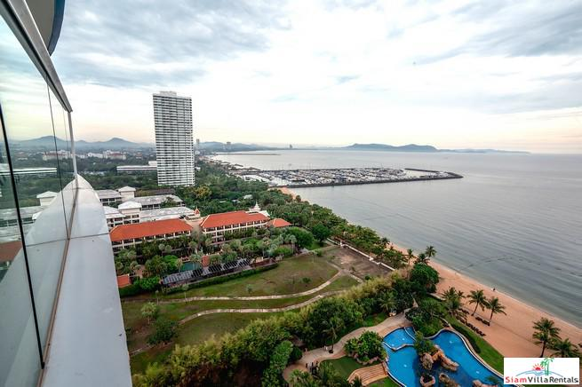 Luxury Beachfront Condo For Rent 2