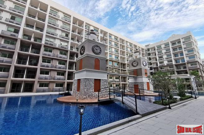 Ready to move in!! For Sale - 2 bedroom Condo, 52 sq.m. in South Pattaya