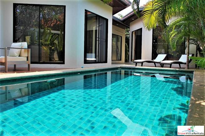 For rent-Pool Villa 3 bedroom Near Jomtien Beach