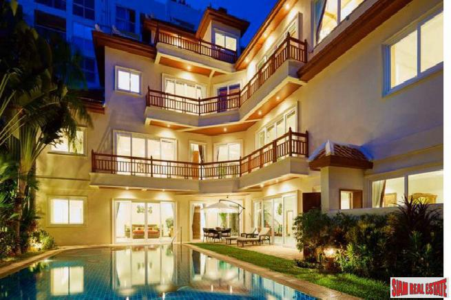 For sale, Luxurious 930 sq.m. 5th. floor modern style villa