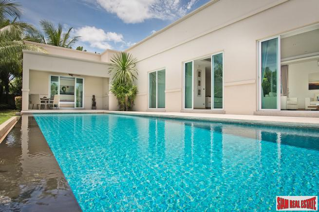 Price reduced by 3.7 million!! Luxury Pool Villa For Sale in East Pattaya