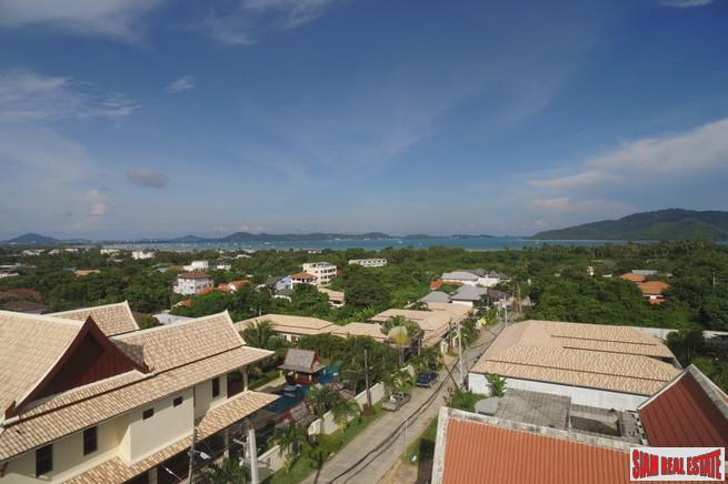 Sea View Land For Sale, 998 sqm, Sai Yuan, Rawai