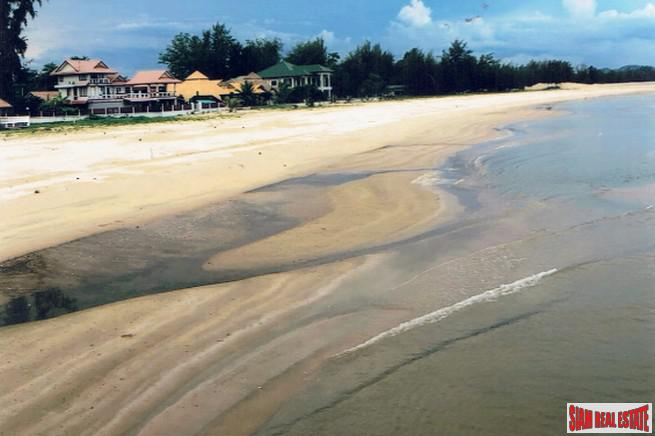 Six Special Beachfront Land Plots 10
