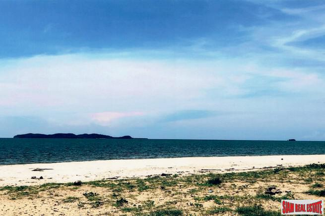 Six Special Beachfront Land Plots 5