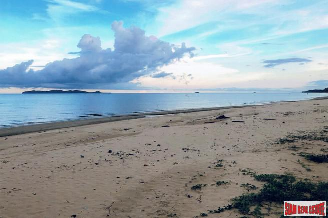 Six Special Beachfront Land Plots 9