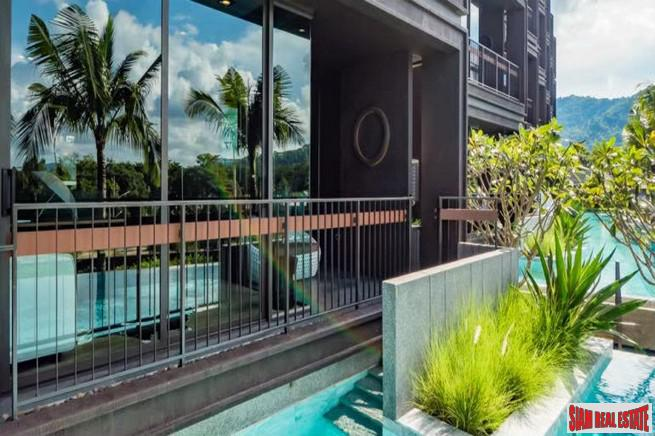 Pool Access Two Bedroom Condo for Sale  in a Convenient Area of Rawai