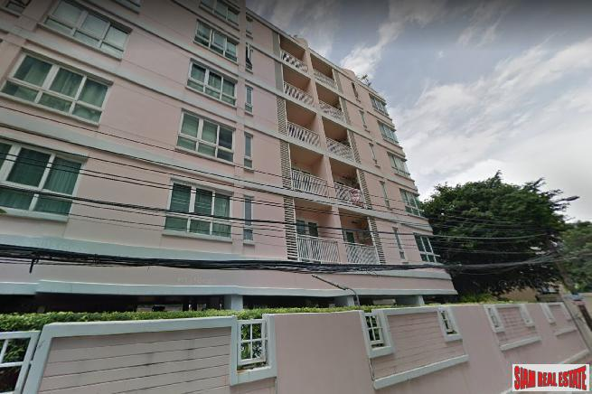 Extra Spacious Three Bedroom Condo in Secure Nana Low Rise