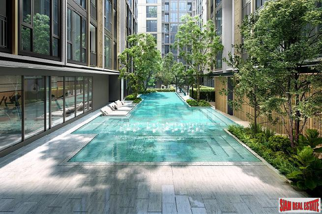 New Launch of Low-Rise Condo being Built with Easy Access to 3 Districts at Sam Yan, Bang Rak - Two Bed Units