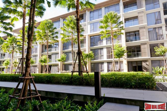 Tropical Designed Two Bedroom Condo for Sale Near Mai Khao Beach